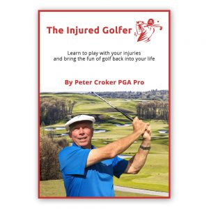 Peter Croker - The Injured Golfer